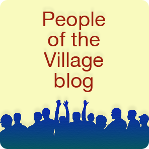 People of the Village blog button